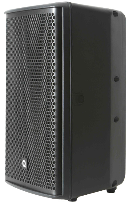 Straight Line Performance >> Quest QSA200i compact powered speaker system by Quest ...